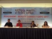 Vietnam's beauty industry targets Cambodia, Myanmar