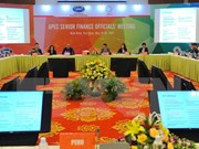 APEC Senior Finance Officials Meeting wraps up