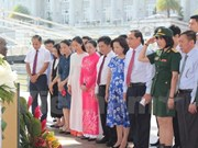 Activities in Singapore, Mexico mark late President's birthday