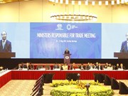 APEC Ministers Responsible for Trade Meeting opens in Hanoi