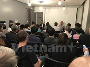 Seminar, film screening on East Sea issue in Paris