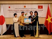 Charity concert honours support for Ha Tinh children