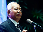 Malaysian PM calls for partnership in anti-terrorism fight