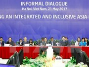 Dialogue on shaping integrated, inclusive Asia-Pacific