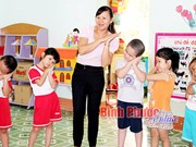 Binh Phuoc fulfills universal education for five-year-olds
