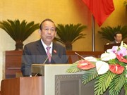National Assembly scrutinises socio-economic development
