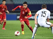 U20 World Cup: Vietnam make history with NZ tie