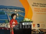 Vietnam, Australia seek energy cooperation opportunities