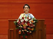 Myanmar kicks off second peace conference
