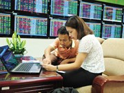 Shares slow down as banks lose steam