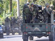 Philippine President considers martial law nationwide