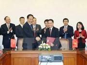 VNA, Xinhua sign new cooperation agreement