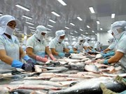 Spanish press informed about Vietnam's tra fish products