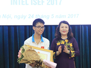 Vietnam ranks third at int'l technology contest