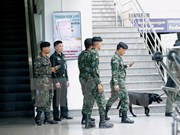 Thailand rules out insurgents' link to bombing