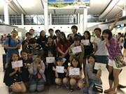 Vietnam, Japan exchange project 2017 kicks off