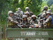 Philippine President urges IS-linked rebels to hold dialogue