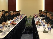 Laos, Thailand target 10 billion USD in two-way trade