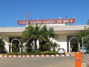 Vietnam, Laos ensure smooth transport at Bo Y-Phu Cua border gate