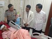 Indonesia speeds up anti-terrorism bill revision