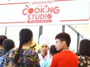 Ajinomoto provides free cooking classes