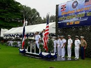 Thailand, US kick off CARAT 2017 joint military exercise