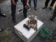 Thailand: Bomb found in Bangkok downtown