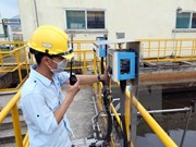 Monitoring for Formosa's blast furnace test run