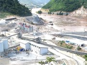 Mekong basin dams pose danger: experts