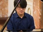 Vietnamese pianist wins first prize in int'l competition