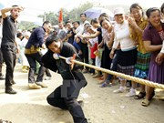 National sport festival of ethnic minorities kicks off