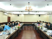 Vietnam, Laos hold second political consultation