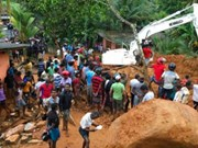 Sympathy to Sri Lanka over calamity losses