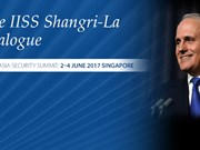 Singapore tightens security ahead of Shangri-La dialogue