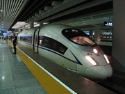 Thailand, Japan shake hands to build high-speed railway