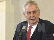 Czech President to pay State visit to Vietnam