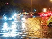 Flood risks at 18 spots in Hanoi