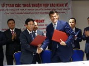 PetroVietnam joins hands with US's GE in gas-fired power plants