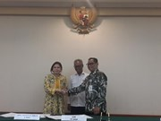 Indonesia develops infrastructure in tourism areas