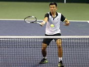 Ly Hoang Nam sets VN record for tennis ranking