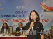 WorldTrans to open 10 Can Tho-Bangkok direct flights in summer