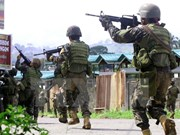 Indonesians allegedly involved in southern Philippines' insurgency