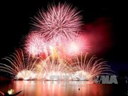 UK, Australia, Italy to compete at Da Nang firework festival