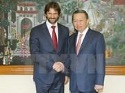 Vietnam, Slovakia beef up security ties