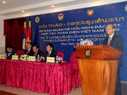 Seminar spotlights 55 years of Vietnam-Laos special ties