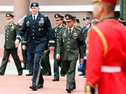 US, Thai generals discuss military cooperation