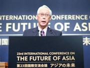 Tokyo conference spotlights Asia's sustainable development