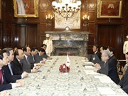 Vietnam treasures Japan's ODA: PM