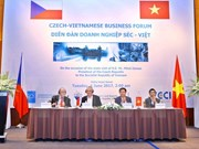 Vietnam-Czech business forum opens in Hanoi