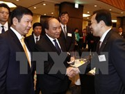 PM calls for Japanese investment in information technology